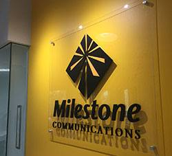 Milestone Communications Office Picture